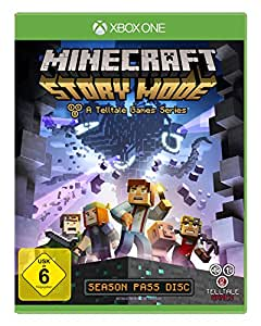 minecraft story mode xbox one games. Black Bedroom Furniture Sets. Home Design Ideas