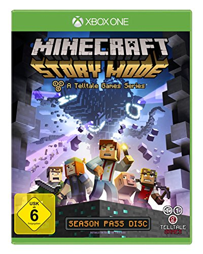 Minecraft: Story Mode - [Xbox One]