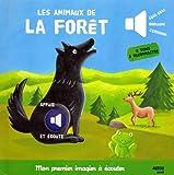 LES ANIMAUX DE LA FORET (Coll.