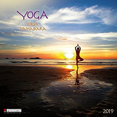 Yoga Surya Namaskara 2019: Kalender 2019 (Mindful Edition)