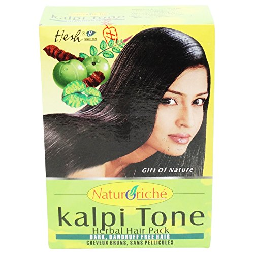 Hesh–Pulver kalpi Tone–Schuppen–, stärkt die Wurzel haarschonend–fördert die Nachwachsen von Haar