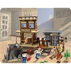 LEGO Toy Story 7594 - Woody e la miniera d'oro