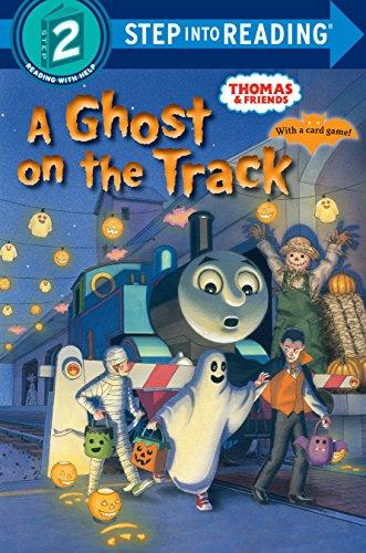 A Ghost on the Track (Thomas & Friends) (Step into Reading, Step 2: Thomas & Friends) por W. Awdry