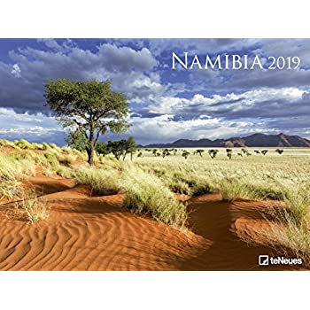 Namibia 2019 Posterkalender [Lingua Olandese]