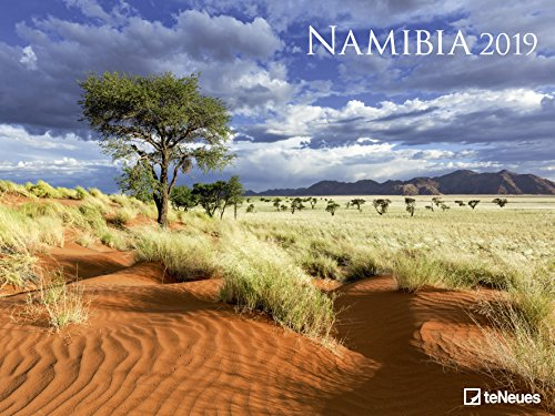 Namibia 2019 - Landschaftskalender, Fotografie, Safari, Reisen  -  64 x 48 cm
