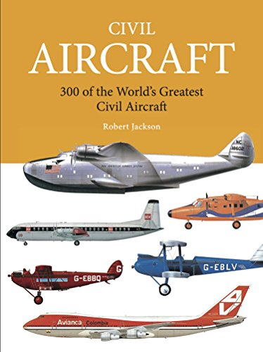 Civil Aircraft (Mini Encyclopedia) por Robert Jackson