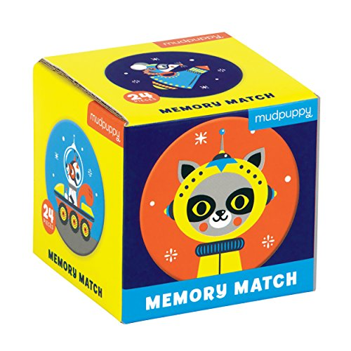 Outer Space Mini Memory Match Game por Mudpuppy