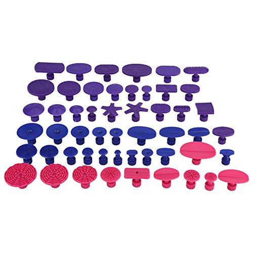 Keenso Ausbeulen-Werkzeug-Set, für Autokarosserie, PDR Kleber Abzieher Tabs Dent Removal Tool für Auto Karosserie Motorrad Kühlschrank Waschmaschine (Dent Removal-tools)