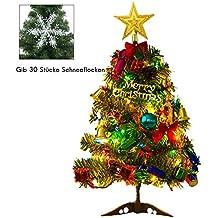 Kleiner Weihnachtsbaum Mit Beleuchtung.Weihnachtsbaum Kunstlich Mit Beleuchtung Klein
