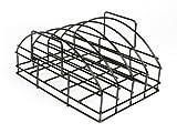 Steven Raichlen Ultimate Rippenhalter, antihaftbeschichtet, schwarz, 28.7x35.51x17.5 cm, SR8017
