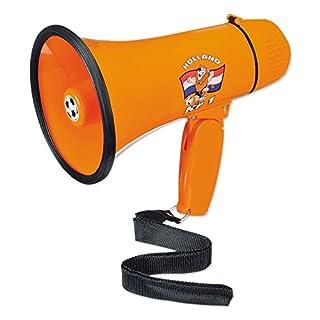 Alecto TRM 10Megaphone with Siren Holland Ole Ole Orange