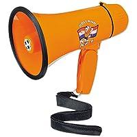 Alecto TRM-10 Megaphone mit Sirene Holland ole ole orange
