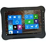 'globexplorer x10 W Tab Tablet Touchscreen 10 (32 GB, 2 GB RAM, Windows 10 pro, Bluetooth, Schwarz)
