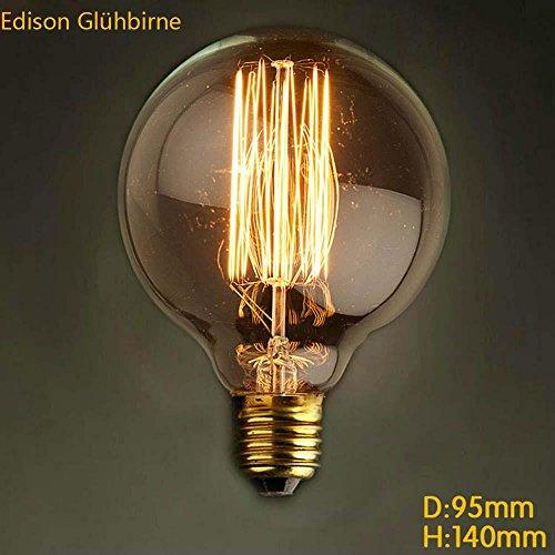 TY@ Dell'annata Edison lampadine dimmerabile E27 300LM