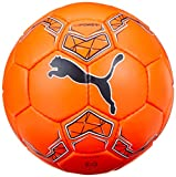 Puma 82684 Ballon de Handball Mixte Adulte, Orange Pop Black White, II