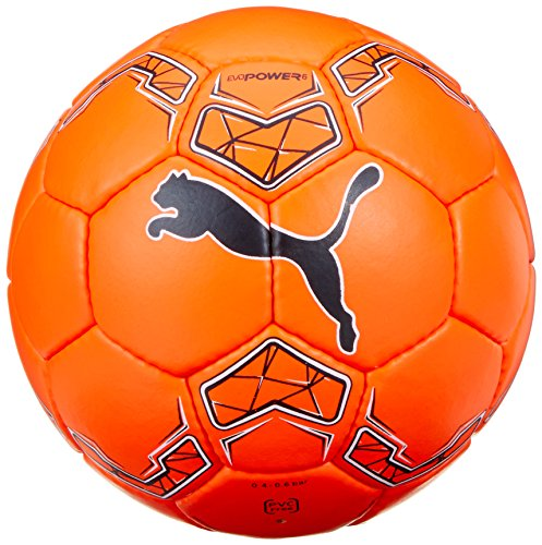 PUMA pallone da pallamano ultima 6,3 HB, arancione Pop/black/white, 2, 082684 01