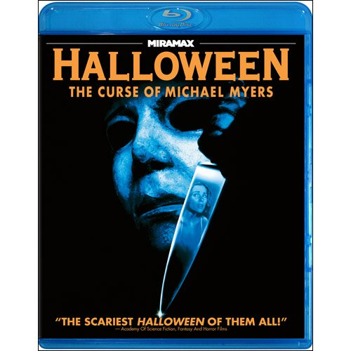 Halloween 6: The Curse of Michael Meyers [Blu-ray]