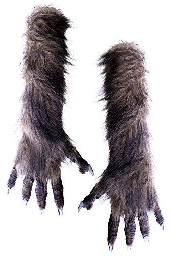 Werwolf Handschuhe pro Paar