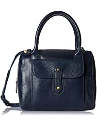 Hidesign ECOM Exclusive Women's Shoulder Bag (Blue)