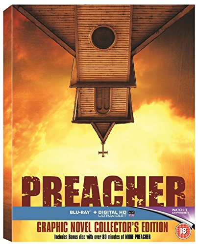 Preacher - Series 1 (Graphic Novel Collector's Edition) [Blu-ray]