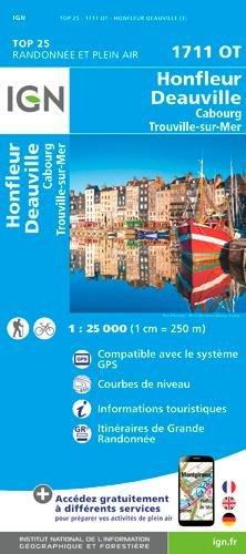 1711OT DEAUVILLE / HONFLEUR par Collectif