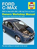 Ford C-Max Service and Repair Manual (Haynes Service and Repair Manuals)