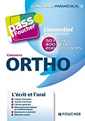 Pass'Foucher - Concours Ortho