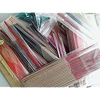 Original Thai Diverse Räucherstäbchen Mix (150-300 Stück) Würze Duft Incense Sticks Thailand (Mix - Kurze Räucherstäbchen... preisvergleich bei billige-tabletten.eu
