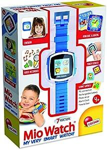"Lisciani Mio Watch 1.41"" Azul Reloj Inteligente - Relojes Inteligentes (3,58 cm (1.41""), Pantalla táctil, Azul)"