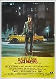 Classic Robert de Niro Taxi Driver Movie Film A4Poster/Impression/image, 260g/m², papier photo satiné