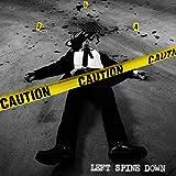 Songtexte von Left Spine Down - Caution