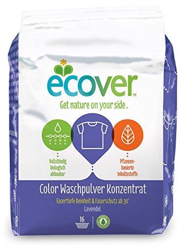 Ecover Color Waschpulver Konzentrat 1,2kg (Waschmittel Konzentrat)