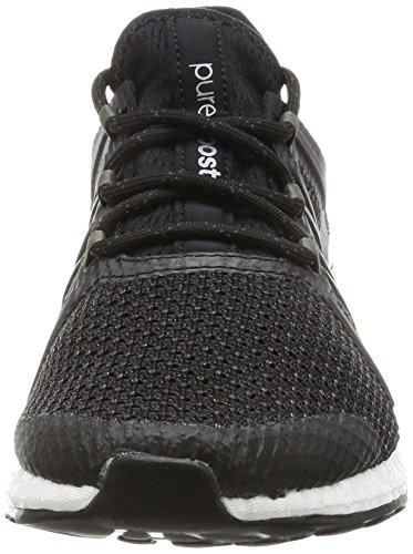 Adidas Pureboost Xpose, Sneaker Donna Nero (noyau Noir / Noyau Noir / Argent Tech .f13)