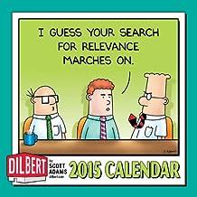 Dilbert 2015 Mini Wall Calendar