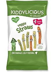 Kiddylicious Veggie Straws, 48 g