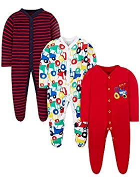 Mothercare Baby-Jungen Formender Body