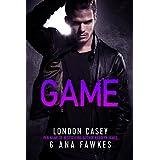 GAME (A Bad Boy MMA Romantic Suspense Novel) (English Edition)