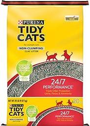 تراب تجميع فضلات القطط من بورينا تايدي لأداء على مدار الساعة بوزن 20 باند