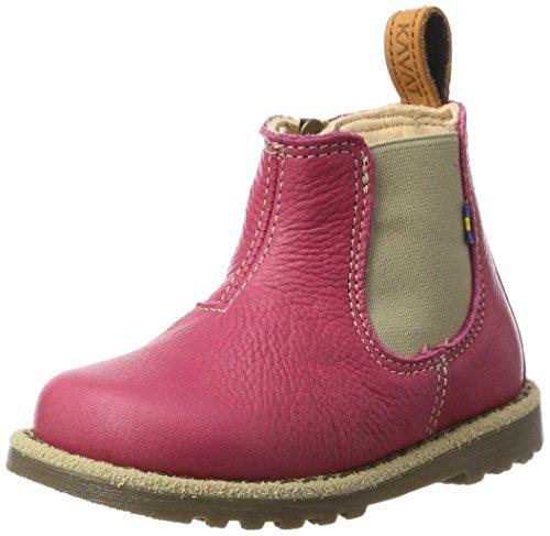 Kavat Unisex-Kinder Nymölla EP Chelsea Boots, Pink (Cerise), 26 (Pink Stiefel Lace Up)