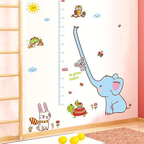 nd Aufkleber Lange Nase wie Höhe Aufkleber Schlafzimmer Kindergarten Klassenzimmer Layout Dekoration ()