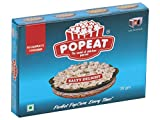 #6: POPEAT Microwave Popcorn Salty Natural, 35 Grms (Pack of 10)