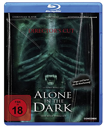 Bild von Alone in the Dark [Blu-ray] [Director's Cut]