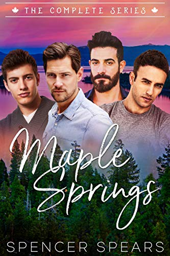 Maple Springs: The Complete Series (English Edition)