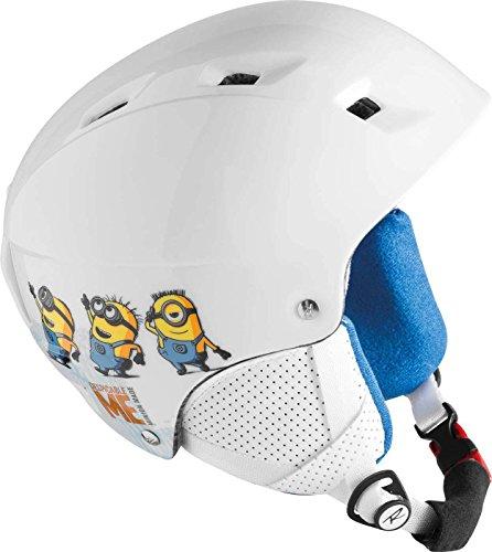 Rossignol Helm Comp J Minions, White, XXS, RKEH504