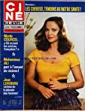 CINE REVUE TELE [No 28] du 12/07/1979 - LES CHEVEUX ET NOTRE SANTE - NICOLE COURCEL - MOHAMMED ALI ET LE CINEMA - JEAN LEFEBVRE - VICTIME DE LA JALOUSIE DES FEMMES - LAURA ANTONELLI - DEAN-PAUL MARTIN