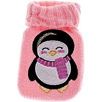Knitted Hand Warmer Rosa Handwärmer Wärmekissen mit Pinguinmotiv preisvergleich bei billige-tabletten.eu