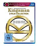 Kingsman - Teil 1+2 [Blu-ray] -
