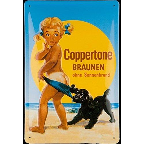 coppertone-affiche-sur-tole-en-fer-blanc-35-x-50-cm