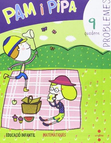 Problemes 9. Pam i Pipa - 9788466131452 por Equip Editorial Cruïlla