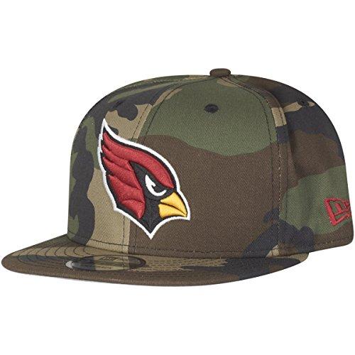 New Era 9Fifty Snapback Cap - Arizona Cardinals wood camo (Camo Era New Schwarze)